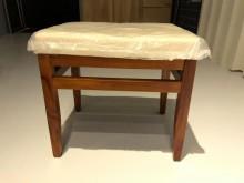 [全新] 全新詩肯柚木30002 化妝椅其它桌椅全新