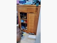 [9成新] 實木鞋櫃-搬家出清鞋櫃無破損有使用痕跡