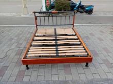 5X6.2尺多功能雙人電動床架雙人床架無破損有使用痕跡