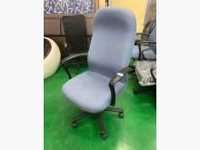 吉田二手傢俱❤高背布OA椅電腦椅電腦桌/椅無破損有使用痕跡