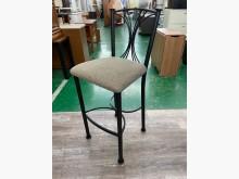 吉田二手傢俱❤工業風高腳椅餐椅餐椅無破損有使用痕跡