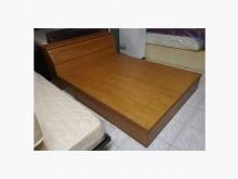 [9成新] 三合二手物流(橡木5*6床組)雙人床架無破損有使用痕跡