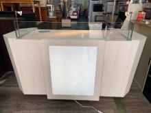 吉田二手傢俱❤現代簡約櫃台前台其它無破損有使用痕跡