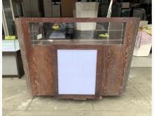[9成新] 接待櫃台/櫃台/吧台/工作台其它家具無破損有使用痕跡