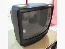 [8成新] 二手國際牌20吋電視機 附選台器電視有輕微破損