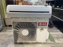 吉田二手傢俱❤日立分離式變頻冷氣分離式冷氣無破損有使用痕跡