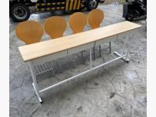 吉田二手傢俱❤課桌椅組學習桌椅組書桌/椅無破損有使用痕跡