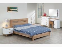 [全新] 2001561-1愛琴海床台雙人床架全新