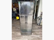 吉田二手傢俱❤聲寶250變頻冰箱冰箱無破損有使用痕跡