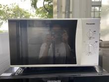 吉田二手傢俱❤國際牌25L微波爐微波爐有輕微破損