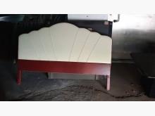 [9成新] 01768-5尺床頭片床頭櫃無破損有使用痕跡
