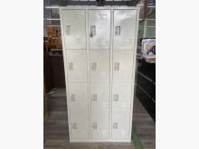 [95成新] 吉田二手傢俱❤12格員工櫃有鑰匙辦公櫥櫃近乎全新