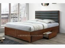 [全新] 2001587-1彼特5尺雙人床雙人床架全新