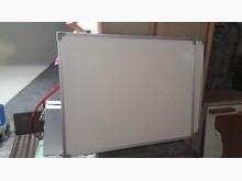 [9成新] 九成新兩面功能白板.4千免運其它辦公家具無破損有使用痕跡