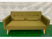 [9成新] 二手/中古 墨綠色沙發床沙發床無破損有使用痕跡