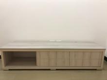 [95成新] 全新電視櫃特價1500元 需自取電視櫃近乎全新
