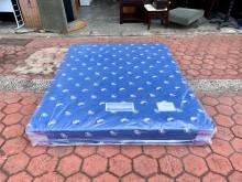 [全新] 全新標準雙人5尺冬夏兩用彈簧床墊雙人床墊全新