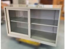 [8成新] C60203*OA文件鐵櫃 資料辦公櫥櫃有輕微破損