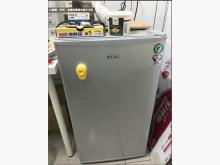 [8成新] 聲寶冰箱 95公升冰箱有輕微破損