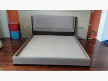 [9成新] 九成新歐式造型5X6尺實木床架雙人床架無破損有使用痕跡