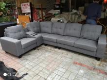 [全新] L型布沙發L型沙發全新