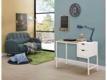 [全新] 文森特3.3尺書桌書桌/椅全新