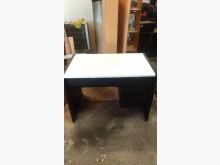 [9成新] 【尚典】對比色平面書桌 二手書桌書桌/椅無破損有使用痕跡