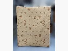 [9成新] B60705*黃花雙人5尺床墊雙人床墊無破損有使用痕跡