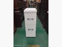 [全新] 庫存/零碼 白色二抽櫃收納櫃全新