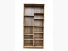 [9成新] *原木色書櫃 酒櫃 收納櫃*書櫃/書架無破損有使用痕跡