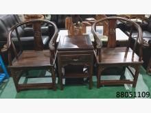 [全新] 88051109 紫檀木公婆椅其它古董家具全新