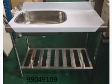 [全新] 99049109 陽春單洗附平台其它家具全新