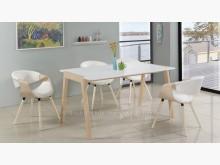 [全新] 2001879-1妮可拉5尺餐桌書桌/椅全新