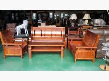[全新] 全新/庫存 木製沙發椅組木製沙發全新