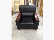 [95成新] 單人牛皮沙發/單人椅/扶手沙發單人沙發近乎全新