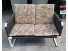 [9成新] 三合二手物流(雙人休閒椅)雙人沙發無破損有使用痕跡