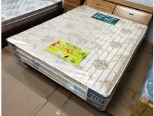 [全新] 蜂巢式獨立筒5尺雙人床墊 可訂做雙人床墊全新