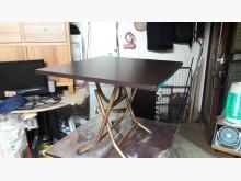 [全新] 再生傢俱~實木小摺桌其它桌椅全新
