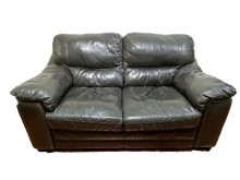 [9成新] natuzzigroup 沙發雙人沙發無破損有使用痕跡