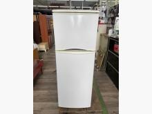 [9成新] 吉田二手傢俱❤聲寶143雙門冰箱冰箱無破損有使用痕跡