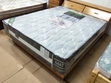 [全新] 二線抗電磁波硬式獨立筒6尺床墊雙人床墊全新