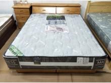 [全新] 二線抗電磁波硬式獨立筒5尺床墊雙人床墊全新