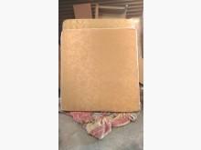[9成新] 【尚典中古家具】特規5呎傳統床墊雙人床墊無破損有使用痕跡