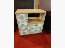 [8成新] 綠意盎然小樹電器櫃 自取價500其它櫥櫃有輕微破損