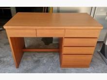 [95成新] 三合二手物流(木芯板書桌)書桌/椅近乎全新