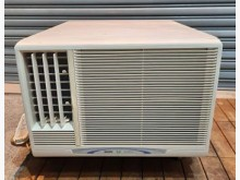 [8成新] 三洋1.3頓窗型冷氣線控窗型冷氣有輕微破損