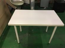 [9成新] IKEA三尺半餐桌/3.5尺書桌書桌/椅無破損有使用痕跡