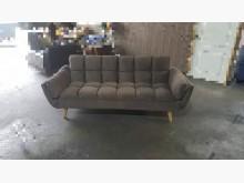 [全新] 合運二手傢俱全新淺咖啡絨布沙發床雙人沙發全新