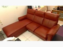 [95成新] 二手酒紅色L型沙發L型沙發近乎全新
