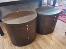 [9成新] 時尚尊爵黑抽屜收納櫃收納櫃無破損有使用痕跡